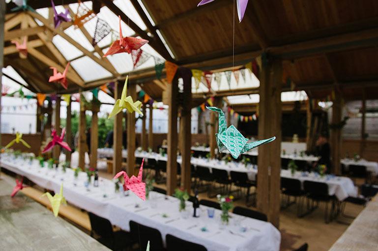 Barn wedding venue Mount Pleasant Eco Park