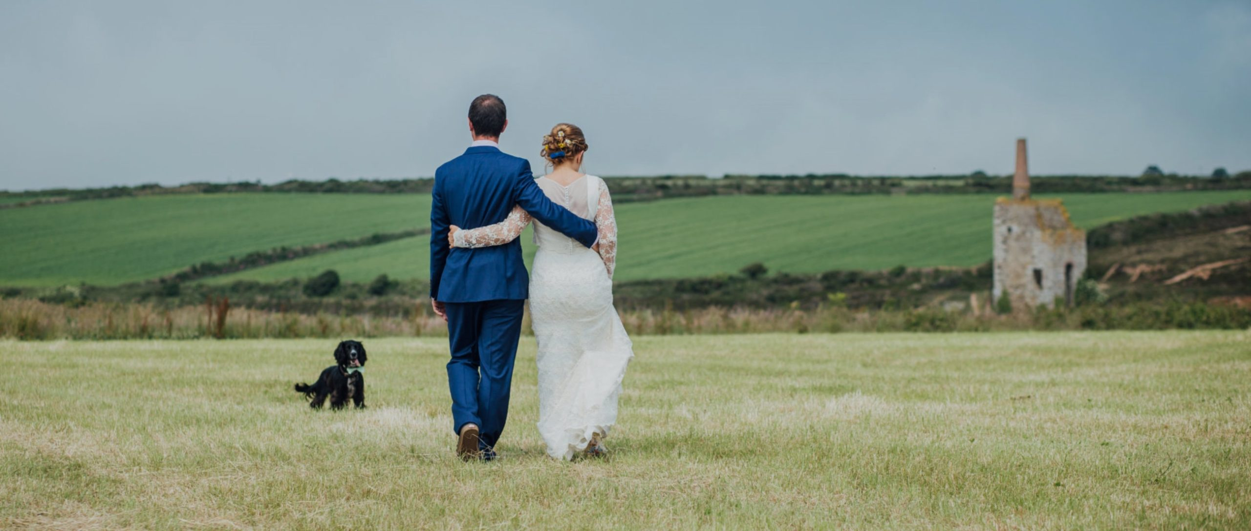 Weddings by the Cornish coast