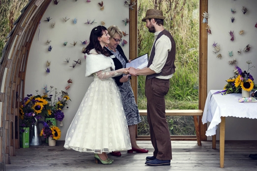 Mount Pleasant Eco Park Wedding Open Day