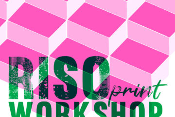 Risograph Print Workshop Cornwall