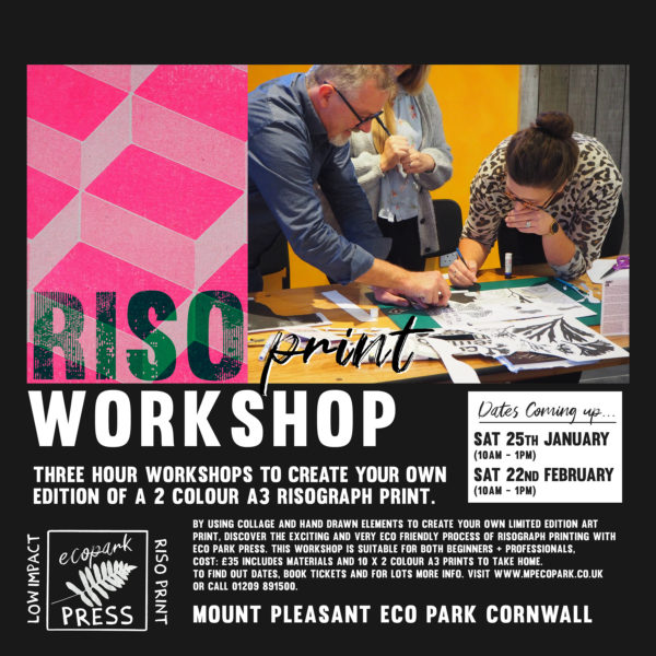 Riso Print workshop