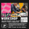 Risograph printing workshop cornwall
