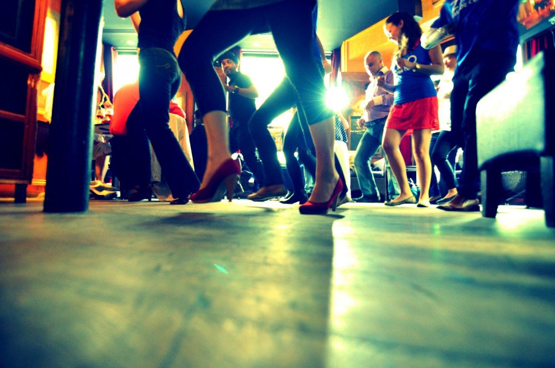 Salsa Dance Class Porthtowan Cornwall