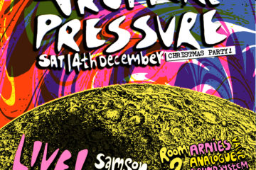 Tropical Pressure Christmas Party Mount Pleasant Eco Park Cornwall