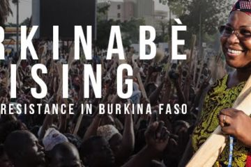 Burkinabe Rising Film Screening Cornwall