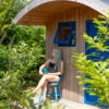 Handcrafted Shepherd's Hut Eco Park