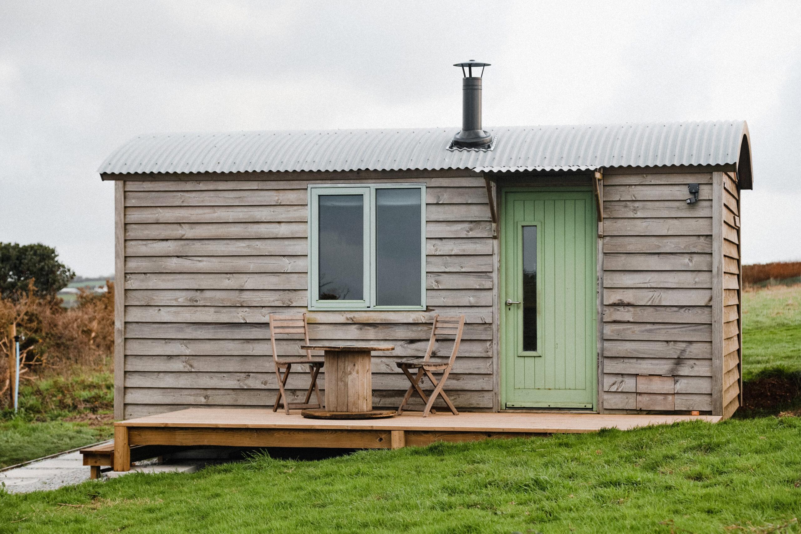 Ty View Shepherd's hut